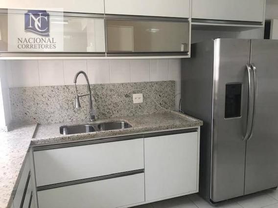 Apartamento À Venda, 128 M² Por R$ 899.000,00 - Centro - Santo André/sp - Ap10366