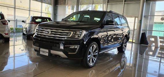 Ford Expedition Limited Max 2020