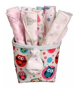Babitas Para Bebé Set X 10 Con Organizador