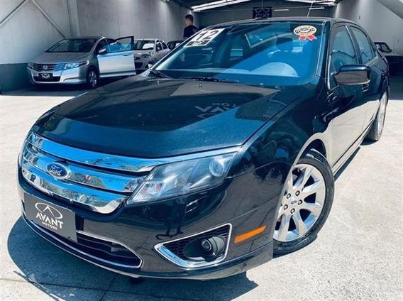 Ford Fusion 3.0 V6 Sel Fwd Gasolina Automático