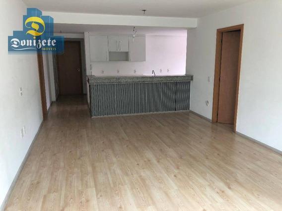 Apartamento Residencial À Venda, Bairro Jardim, Santo André. - Ap9129