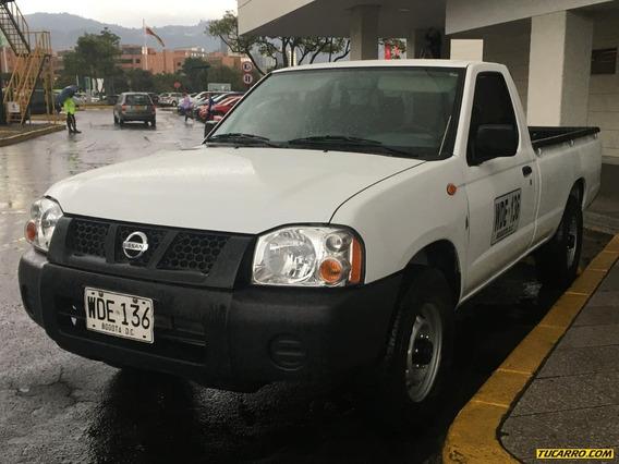 Nissan Frontier D22 2.4 Mt 4x2