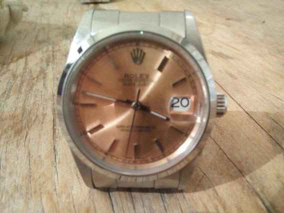 Relógio Rolex Date Ajust