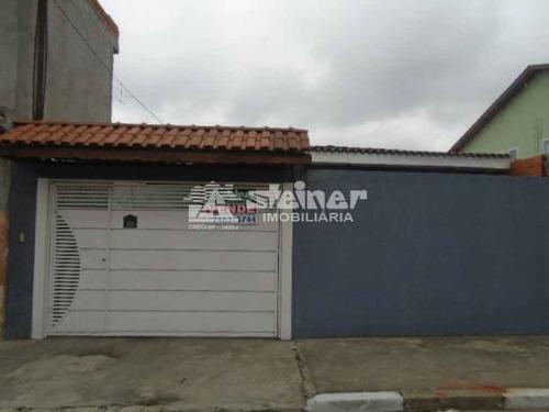 Imagem 1 de 18 de Venda Casa 2 Dormitórios Parque Jurema Guarulhos R$ 445.000,00 - 34675v