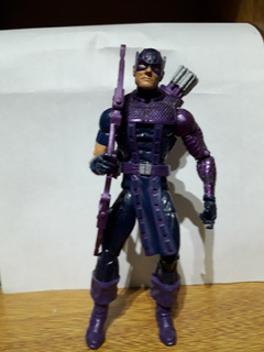 Marvel Leyends Hawkeye Nuevo (suelto)