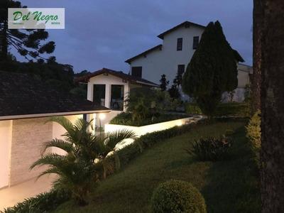 Casa Com 3 Dormitórios À Venda E Para Locação, 350 M² - Granja Viana. - Ca1713