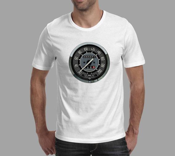 Camiseta Fusca - Branca