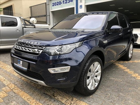 Land Rover Discovery Sport 2.0 16v Si4 Turbo Gasolina Hse Lu