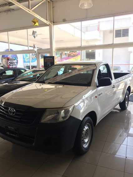 Toyota Hilux 2.7 Chasis Cabina Mt 2014