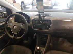 Volkswagen Vw Up! 1.0 Up! 75cv Entrega Pactada! Financ #a5