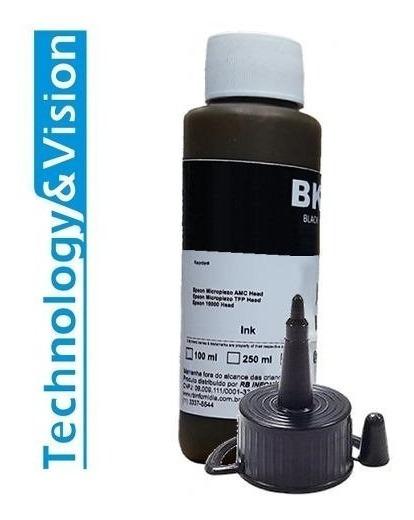 100 Ml - Tinta Epson Inktec Ecotanque Original Pigmentada
