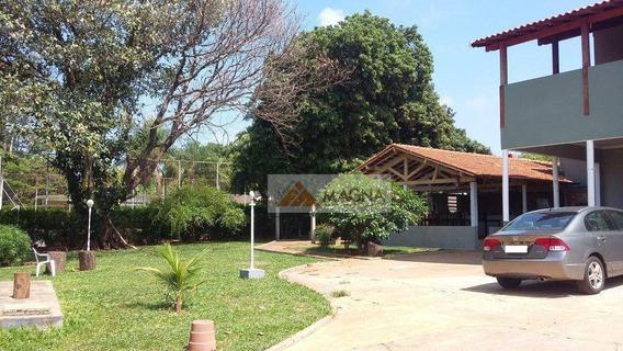 Chácara Residencial À Venda, Condomínio Estância Beira Rio, Jardinópolis. - Ch0055