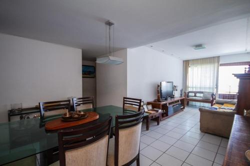 Imagem 1 de 29 de Apartamento Com 3 Quartos À Venda, 94 M² Por R$ 600.000 - Boa Viagem - Recife - Ap2425