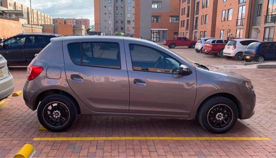 Renault Sandero Life Modelo 2020 Life