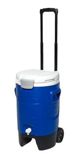 Caixa Térmica Cooler Jarra 18.9 L Sport 5 Roller Igloo Azul