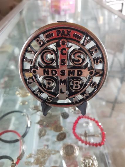 Medalla San Benito Con Base