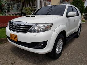 Toyota Fortuner Srv 2015