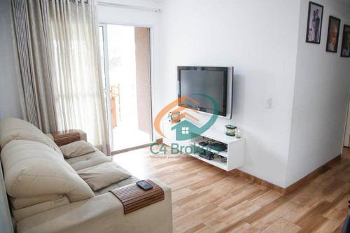 Imagem 1 de 23 de Apartamento Com 3 Dormitórios À Venda, 78 M² Por R$ 555.000 - Vila Formosa - São Paulo/sp - Ap2380