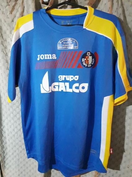 Camiseta Getafe Joma Final Copa Del Rey 2008 Licht