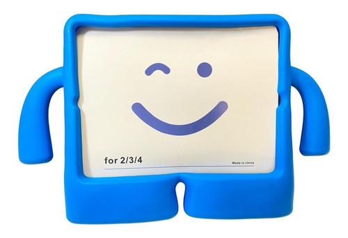 Funda Estuche Para Tablet Niños Anti-impacto iPad 2/3/4 T2-4