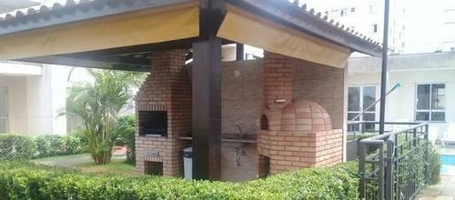 Apartamento Em Jardim Três Marias, São Paulo/sp De 60m² 2 Quartos À Venda Por R$ 285.000,00 - Ap908918