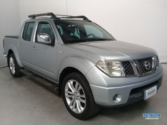 Nissan Frontier Le 4x4 Cabine Dupla 2.5 Turbo Inter..khb3963