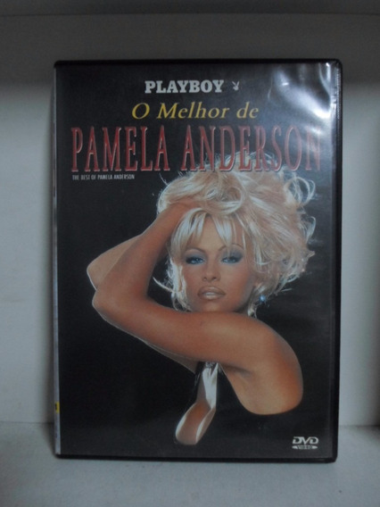 Dvd O Melhor De Pamela Anderson