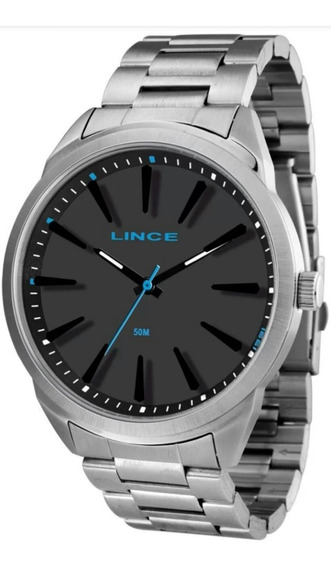 Relógio Masculino Casual Lince Mrm4384s P1sx Analógico