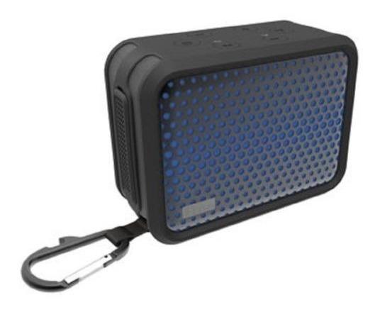 Caixa De Som Ihome Ip67/ibt7 - Bluetooth Wireless Stereo
