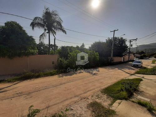 Excelente Terreno À Venda, 450 M² Por R$ 350.000 - Serra Grande - Niterói/rj - Te0035