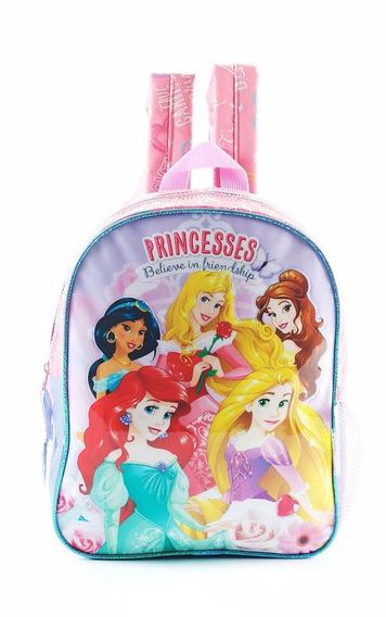 Mochila Espalda Jardin Disney Princesas Wabro