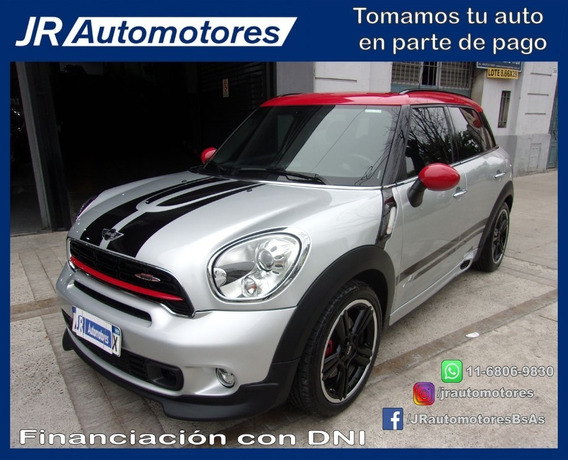 Mini Cooper Countryman 2016 1.6 Jcw 211cv All4