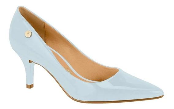 Sapato Scarpin Feminino Bico Fino Verniz Vizzano 1122.628