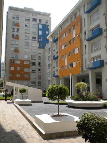 Departamento Con Amenidades , Conjunto Tres Lagos, Amueblado.