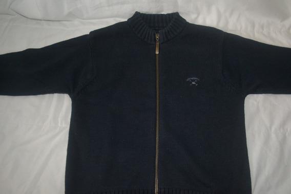 Saco - Sweater Hilo - Con Cierre - Kevingston - Niños