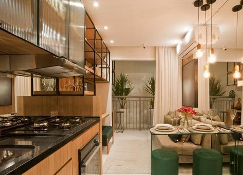 Imagem 1 de 14 de Apartamento Com 1 Dormitório Penha