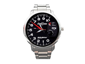 Relógio Autometer Conta Giros Rpm Pressão Turbo