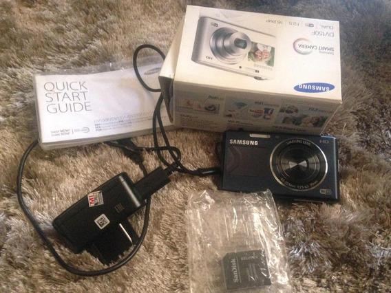 Câmera Samsung Dv150f Dual