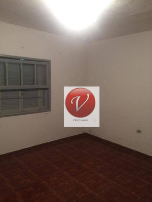 Casa Com 1 Dormitório Para Alugar, 256 M² Por R$ 2.800/mês - Vila Bastos - Santo André/sp - Ca2976