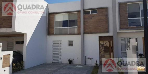 Casa En Renta Amueblada En Lomas De Angelopolis San Andres Cholula Puebla