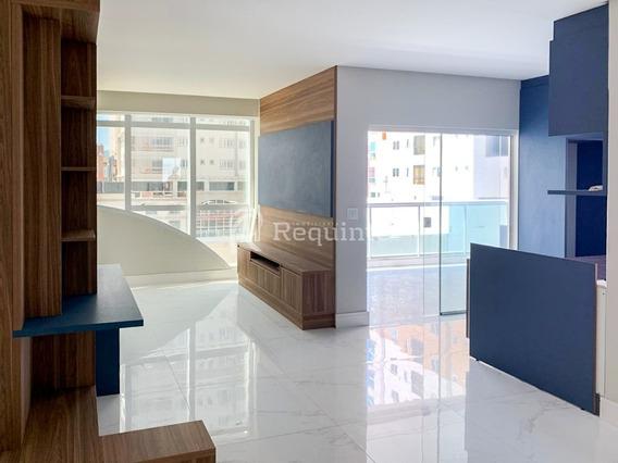 Em Itapema Apartamento Semi Mobiliado Com 3 Suítes - 1765