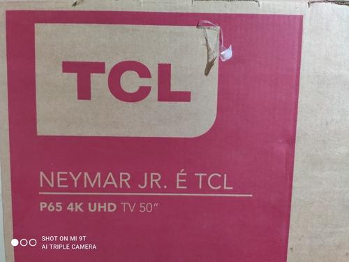 Tv Smart Tcl 50 , 4k .
