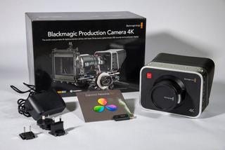 Blackmagic Production Camera 4k + Jaula Y Convertidor Señal
