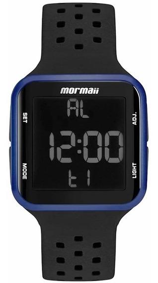 Relógio Mormaii Wave Unisex Mo6600ab/8a