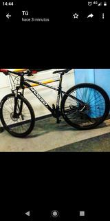 Bicicleta Mtb Mosso 29 Shimano Deore
