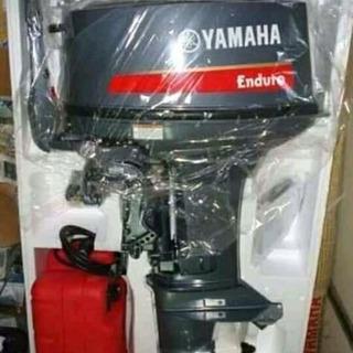 Motor Fuera De Borda 40g Yamaha Pata Corta