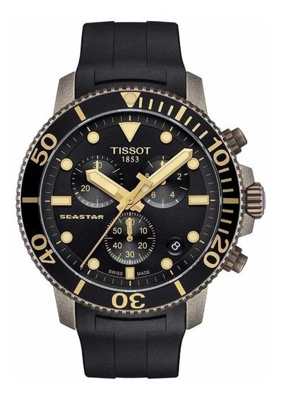 Relogio Tissot T1204173705101 Seastar 1000