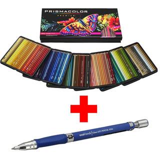 Colores Prismacolor Profesional 150 Y Regalo Portaminas 2mm