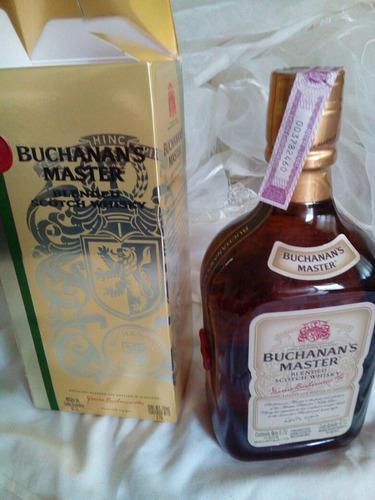 Buchanan's Master. Blended Scotch