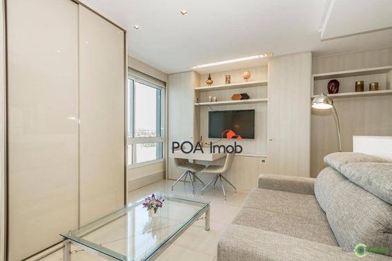 Loft Com 1 Dormitório Para Alugar, 37 M² Por R$ 2.800,00/mês - Três Figueiras - Porto Alegre/rs - Lf0007